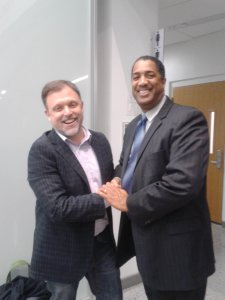 Tim Wise and Guy Sims